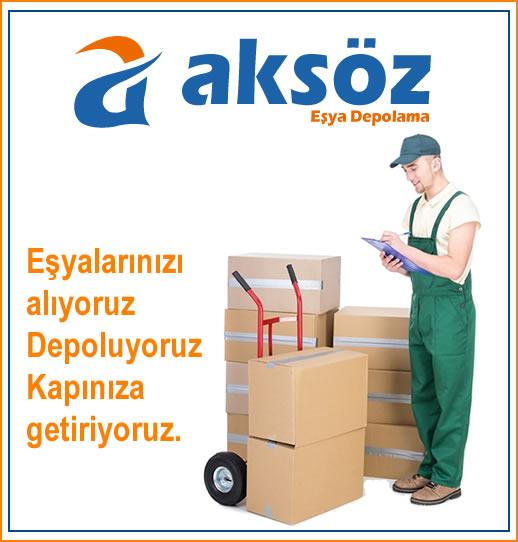 istanbul eşya depolama firması